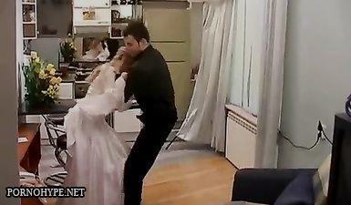 Кум жениха обесчестил невесту прямо перед свадьбой