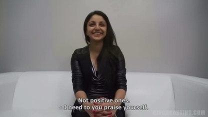 Молоденькая армянская ученица