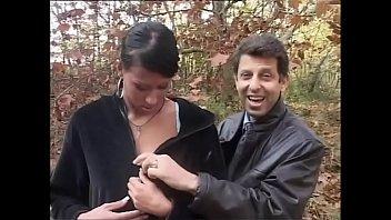 Цыганское порно в лесу